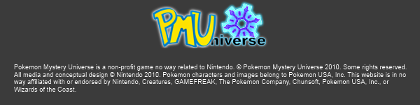 pokemon mystery universe official thread AdFooter